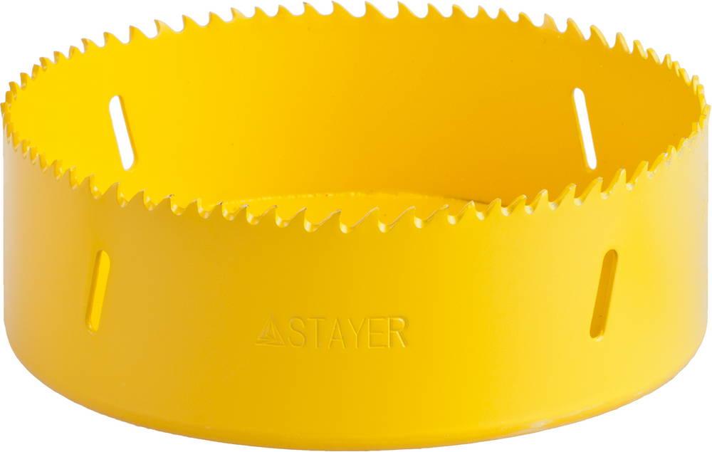 Коронка биметаллическая Stayer Professional 29547-127 адаптер гибкий stayer 25512