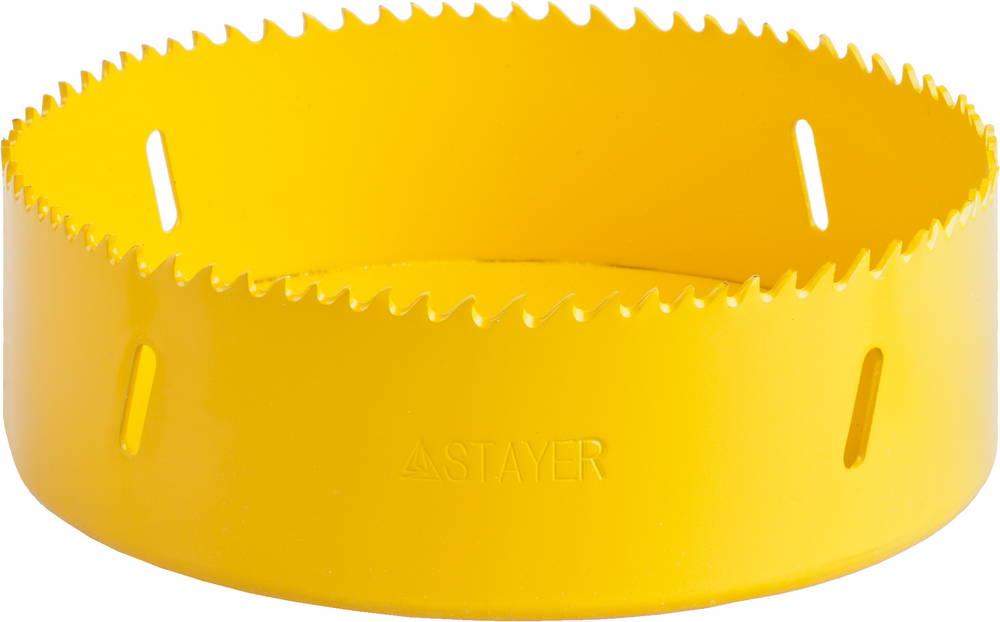 Коронка биметаллическая Stayer Professional 29547-133 коронка биметаллическая stayer professional 29547 048