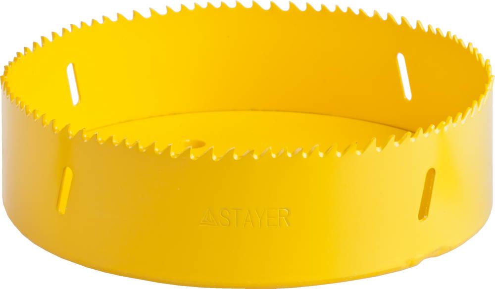Коронка биметаллическая Stayer Professional 29547-152 коронка биметаллическая stayer professional 29547 048