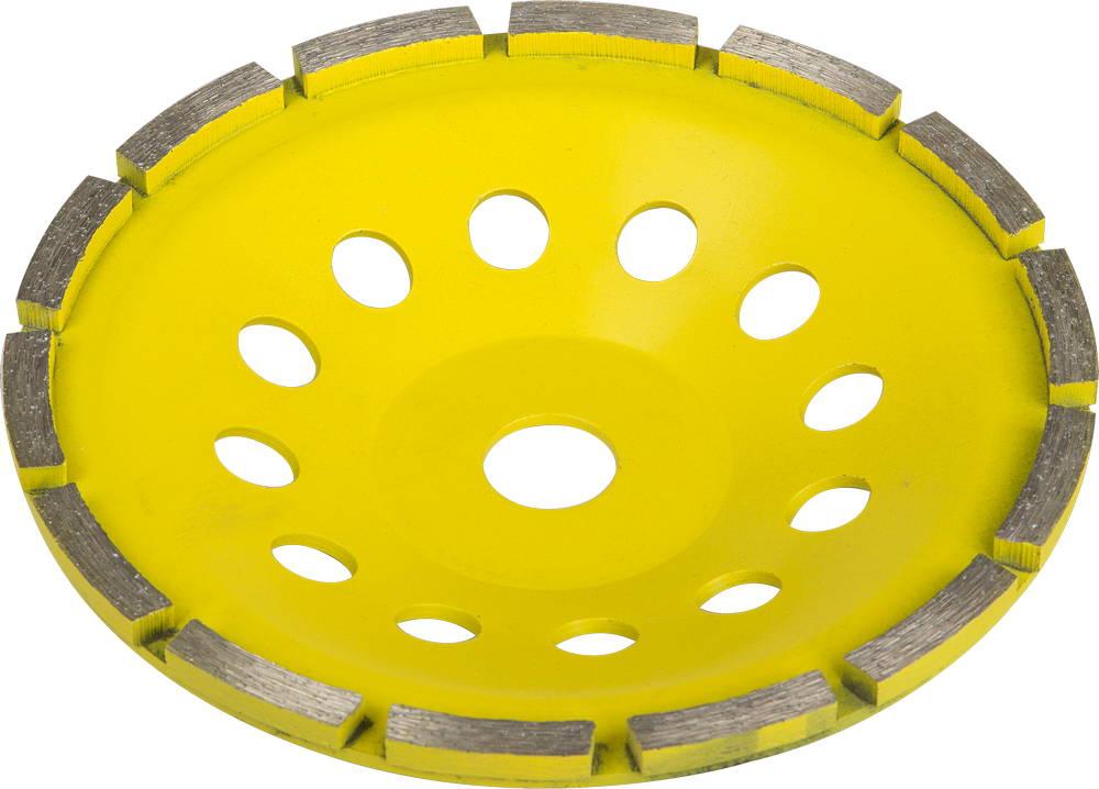 Чашка шлифовальная Stayer Ф180х22мм универсальная (professional 33382-180)