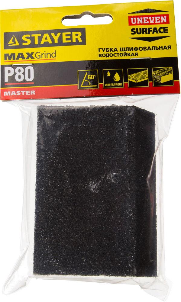 Губка шлифовальная Stayer Master 3561-080
