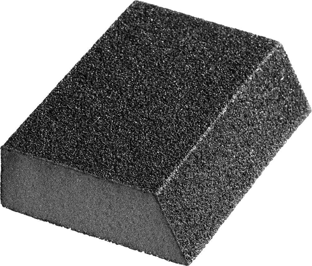 Губка шлифовальная Stayer Master 3561-180  петля для металлических дверей 180мм stayer master 37615 180