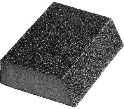 Губка шлифовальная STAYER 100х68х26мм 320Р (MASTER 3561-320)