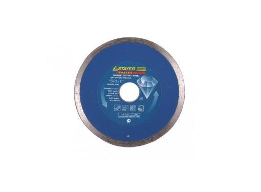 Круг алмазный STAYER MASTER (3664-110) Ф110х22мм по керамике