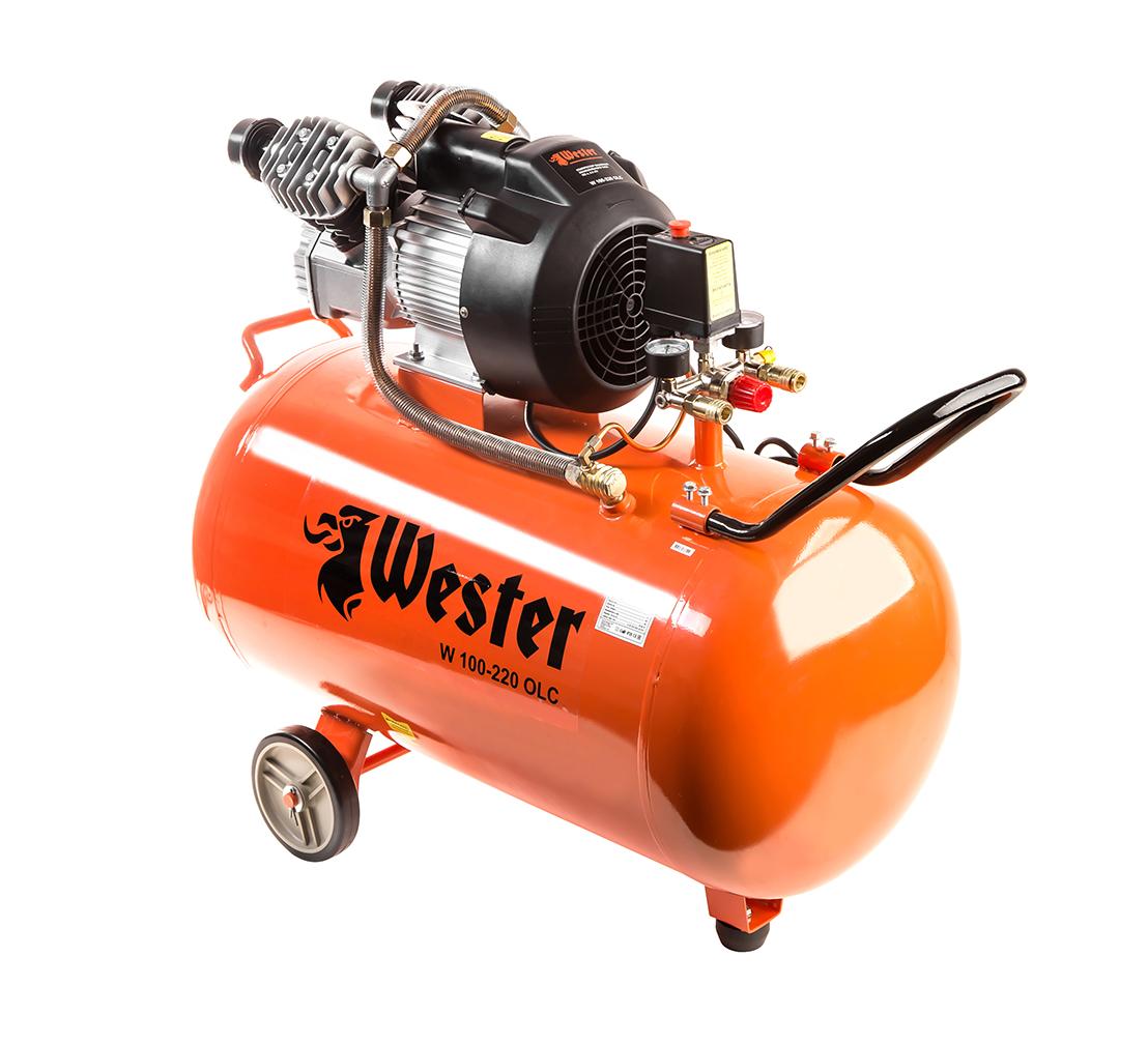Компрессор WESTER W 100--220 OLC