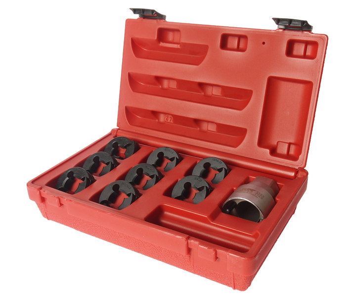 Набор инструментов Jtc 5203 набор инструментов для снятия и установки маслосъемных колпачков 11 предметов в кейсе jtc 1717