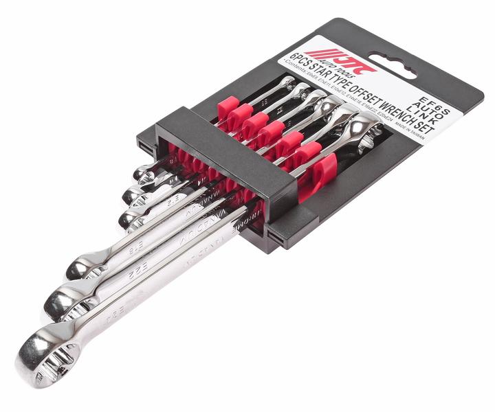 Набор ключей Jtc Ef6s (6 - 24 мм)