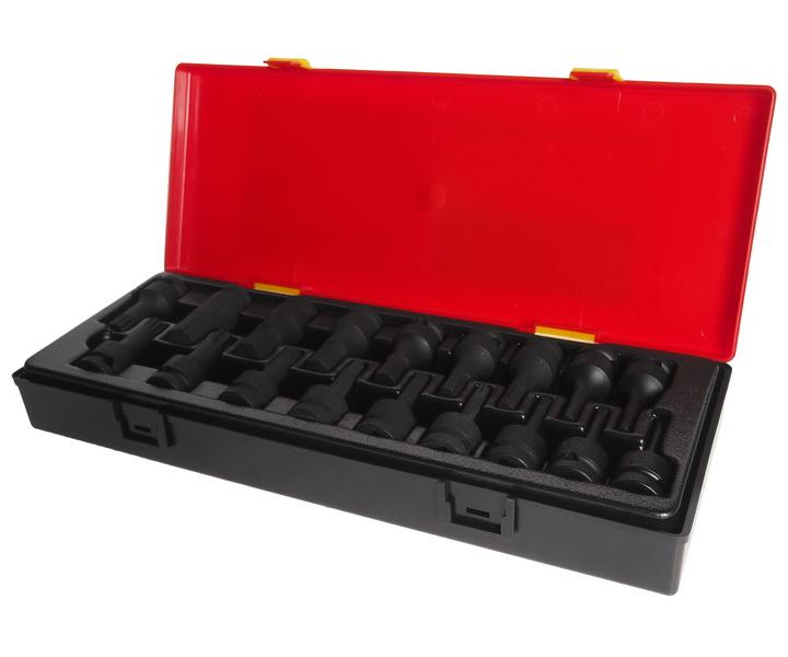 Набор головок Jtc K4181 набор головок торцевых ударных 60 мм 18 шт jtc k4181