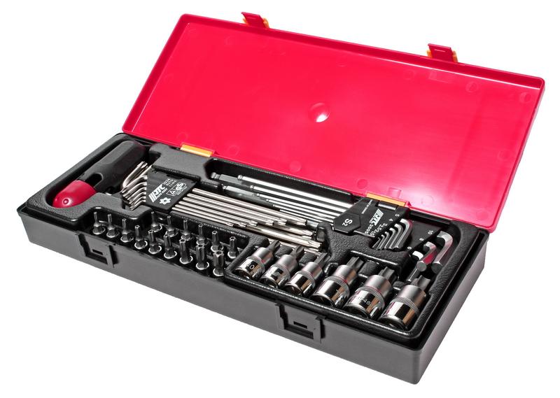 Набор инструментов Jtc K1401 набор инструментов для снятия и установки маслосъемных колпачков 11 предметов в кейсе jtc 1717