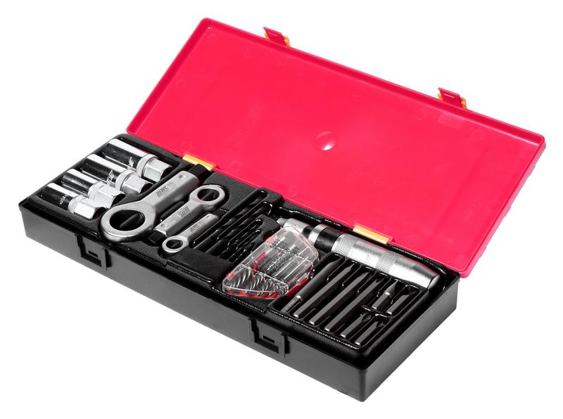 Набор инструментов Jtc K8261 набор инструментов для снятия и установки маслосъемных колпачков 11 предметов в кейсе jtc 1717