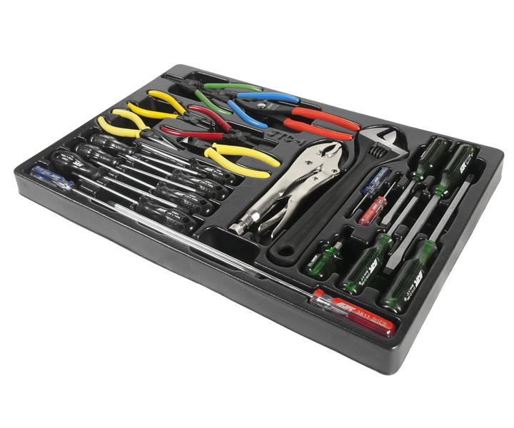Набор инструментов Jtc 39311 ключ разводной truper pet