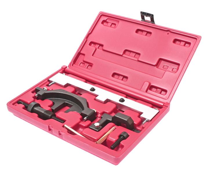 Набор Jtc 4802 набор инструментов для установки и регулировки фаз грм jtc для дизельных двигателей ford 51 предмет jtc jw0826
