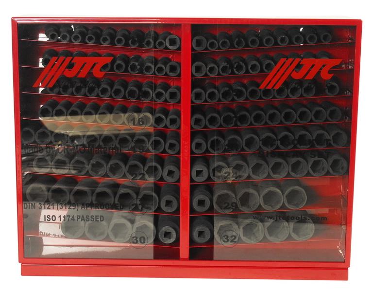 Набор головок Jtc J4137l клещи jtc 1353