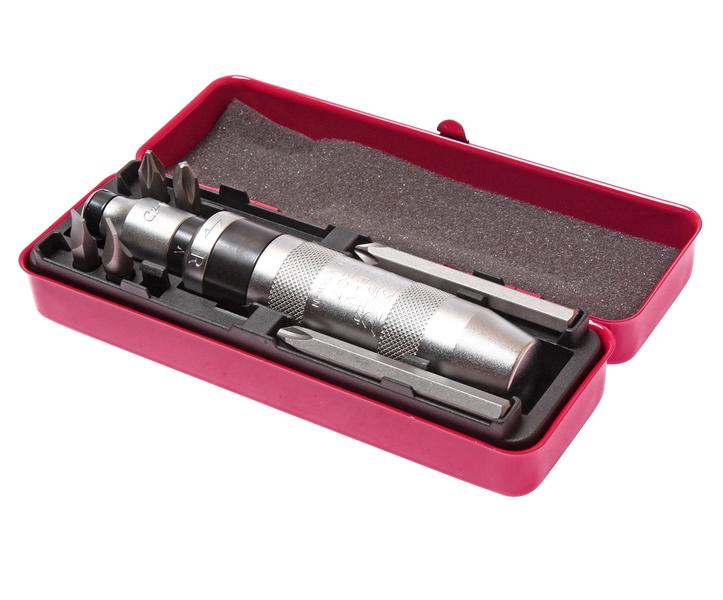 Отвертка ударная Jtc 3207 jtc отвертка профессиональная силовая с алмазным наконечником ph3х150 мм jtc 5409