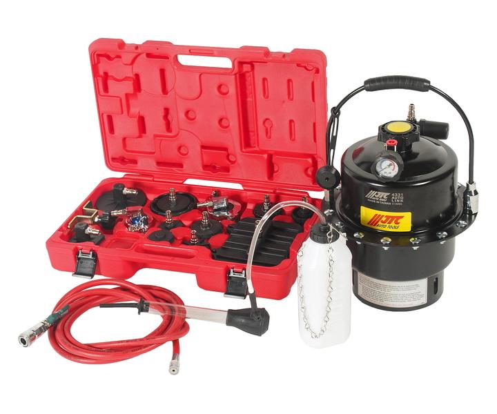 Приспособление Jtc 4331 jtc приспособление для замены тормозной жидкости с магнитным держателем 1 л jtc 4810