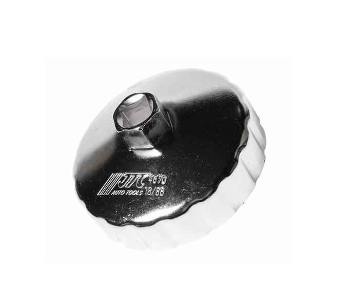 Съемник для масляных фильтров Jtc 4670 съемник для масляных фильтров force 61912