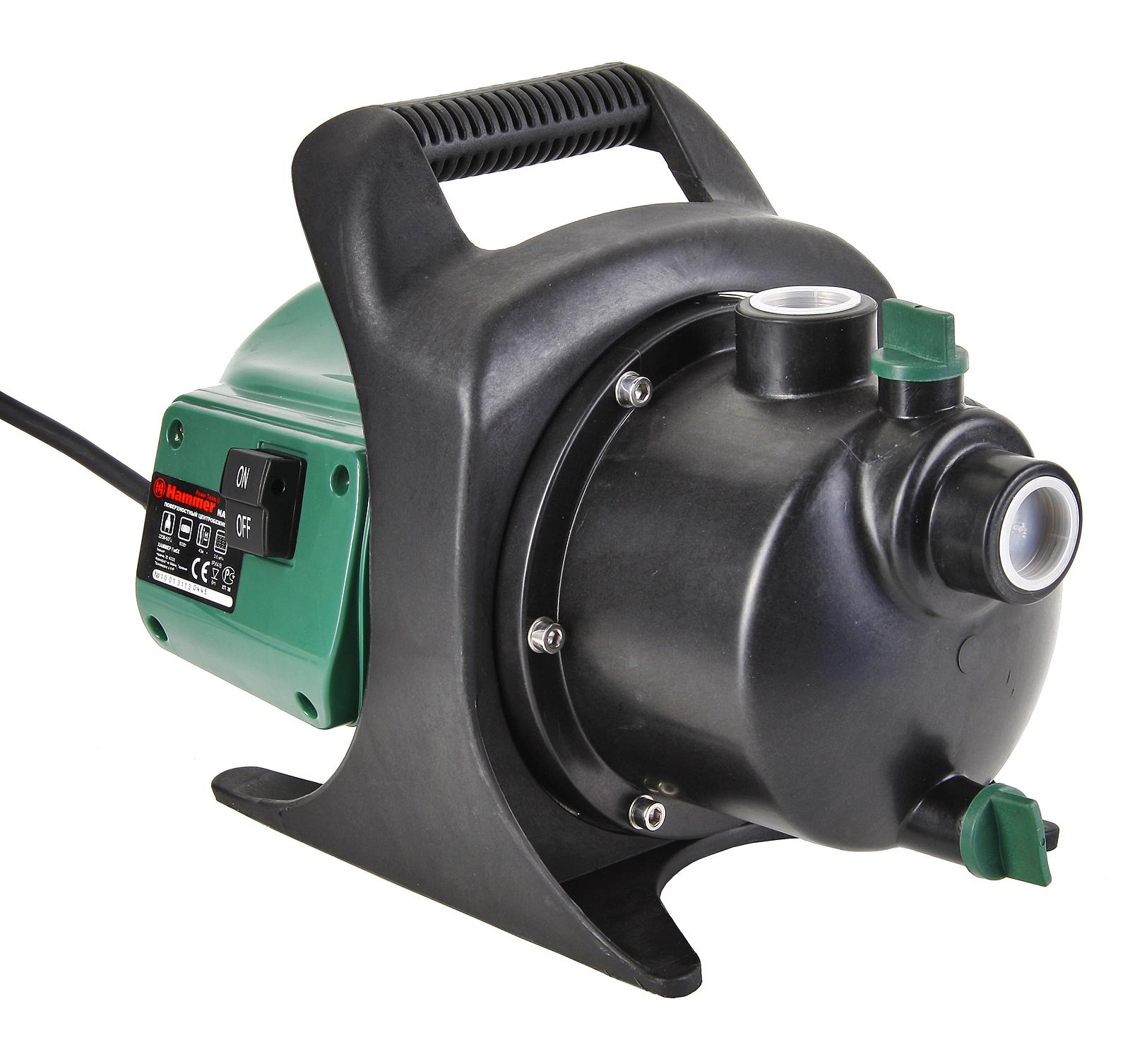 Насос Hammer Nac800р - это выгодная покупка. Потому что заказать товары фирмы Hammer - это удобно и цена нормальная.