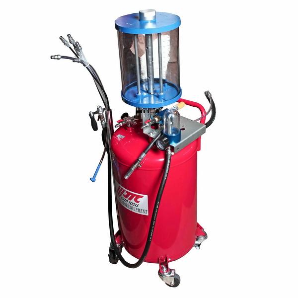 Устройство для откачки Jtc 1537 пневматическая установка для откачки масла lubeworks aode 090