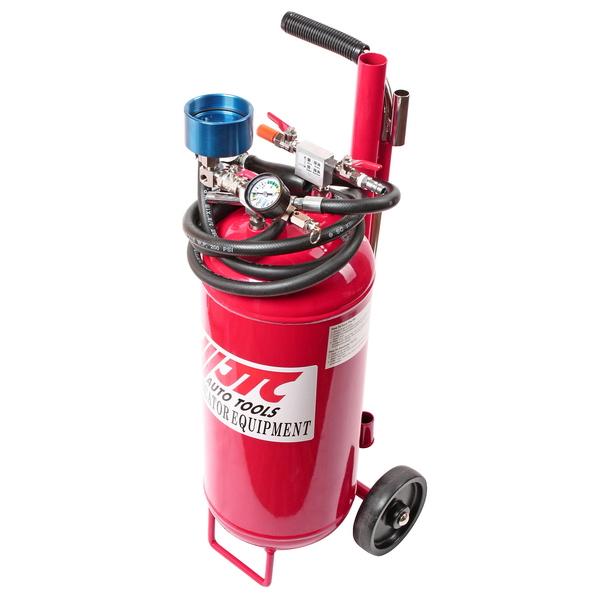 Устройство для откачки Jtc 1032 пневматическая установка для откачки масла lubeworks aode 090