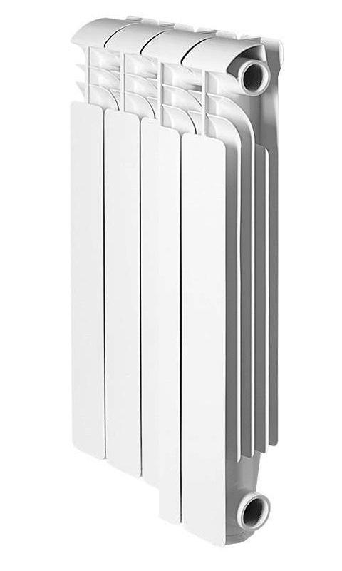 Радиатор алюминиевый Global Iseo 500 x 4 радиатор отопления global алюминиевые iseo 500 12 секций