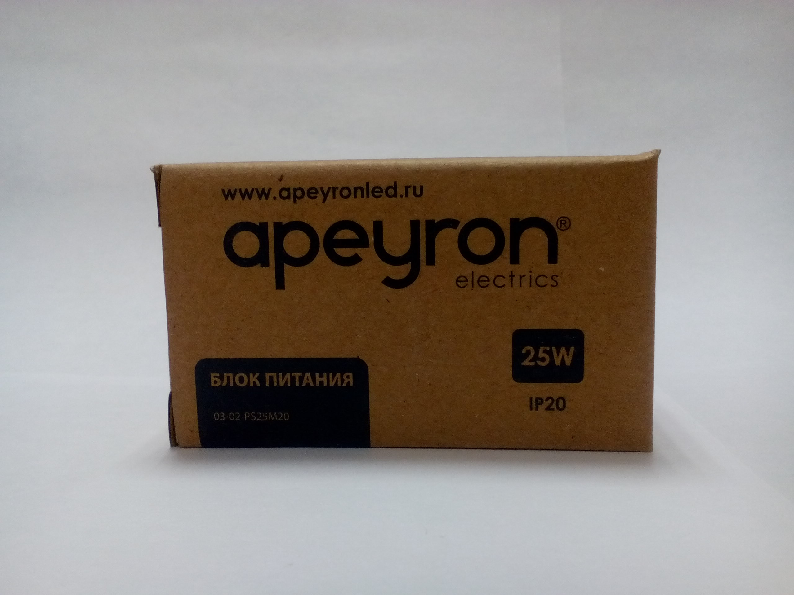 все цены на Блок питания Apeyron 02isp000050 онлайн