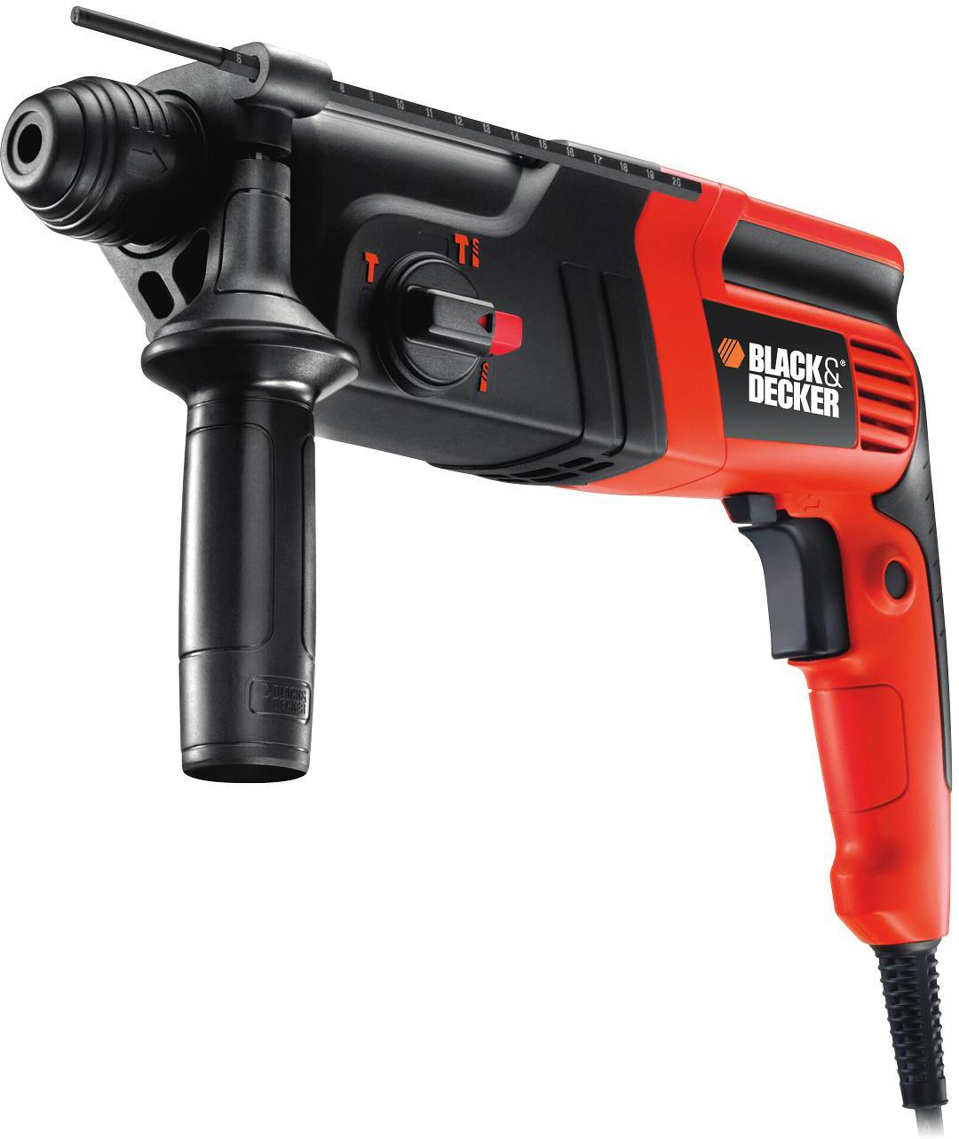 Перфоратор Black & decker Kd860ka-qs