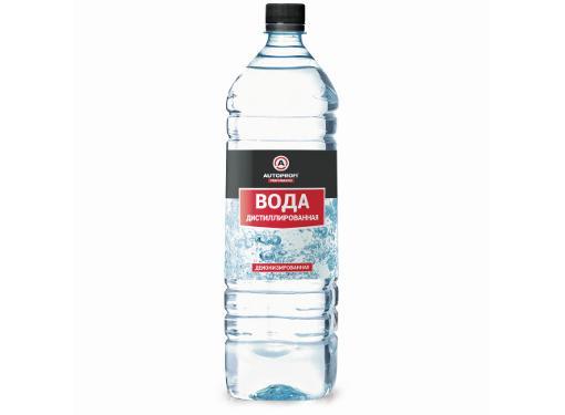 Вода дистиллированная AUTOPROFI 150907