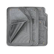 Коврики автомобильные Autoprofi Mat-420 gy коврики автомобильные автопрофи autoprofi transform термопласт цвет бежевый 2 шт