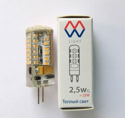 Лампа светодиодная Mw light Lbmw0402