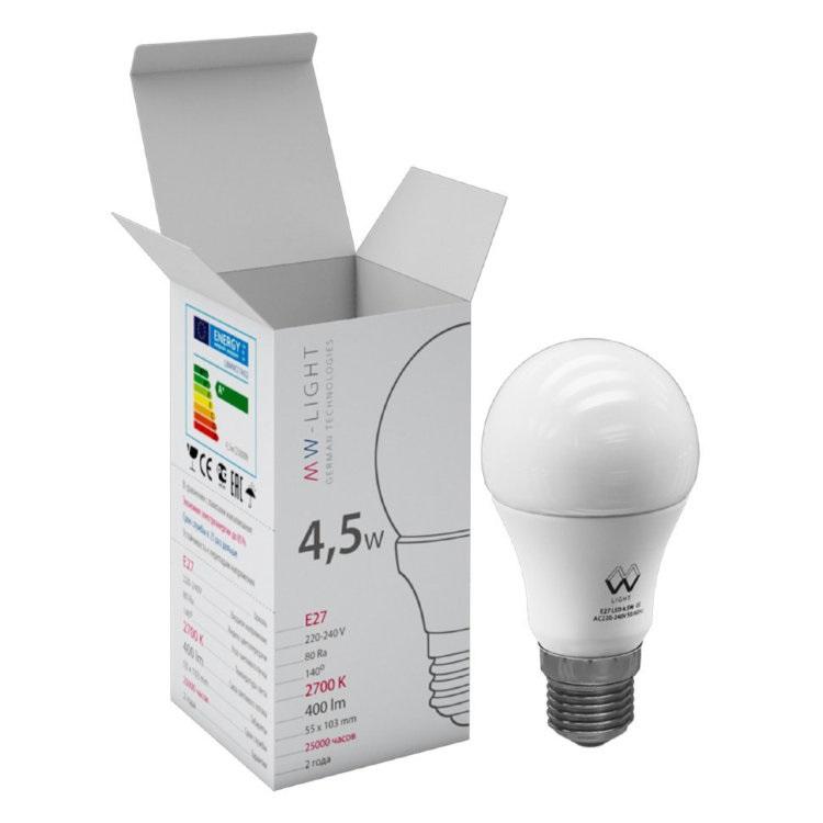 Лампа светодиодная Mw light Lbmw27a02 лампа светодиодная mw light lbmw27c02