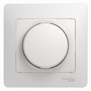 Механизм светорегулятора Schneider electric Gsl000134 glossa механизм выключателя schneider electric glossa белый 1 клавишный с подсветкой gsl000113