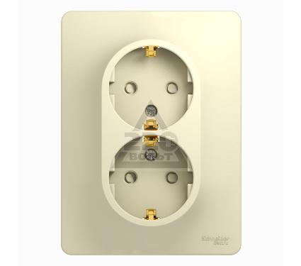 Розетка SCHNEIDER ELECTRIC GSL000226 Glossa