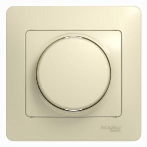 Механизм светорегулятора Schneider electric Gsl000234 glossa рамка schneider electric glossa 1063724