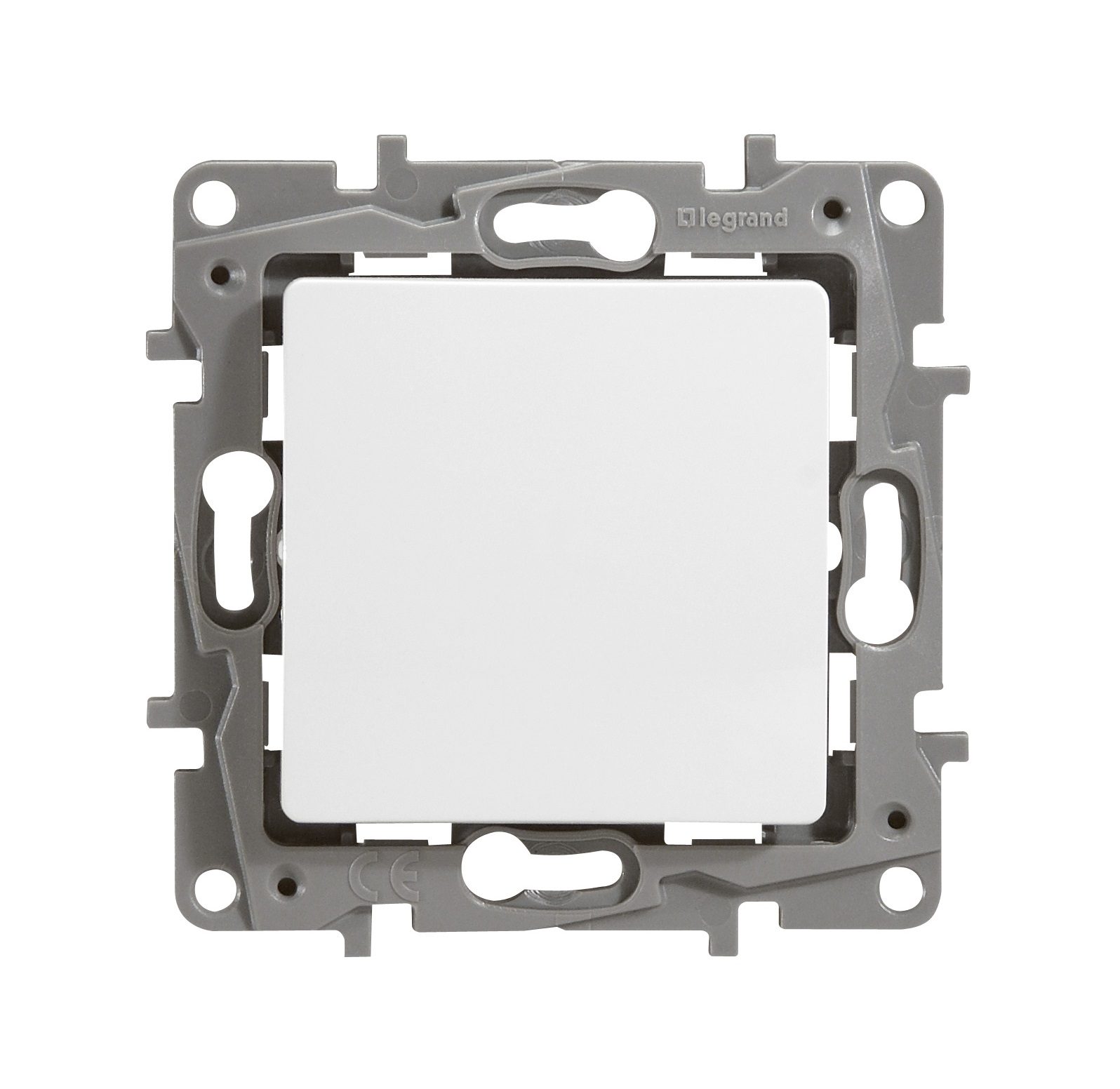 Механизм переключателя Legrand 1066879 выключатель legrand quteo 2 клавишный серый 782332