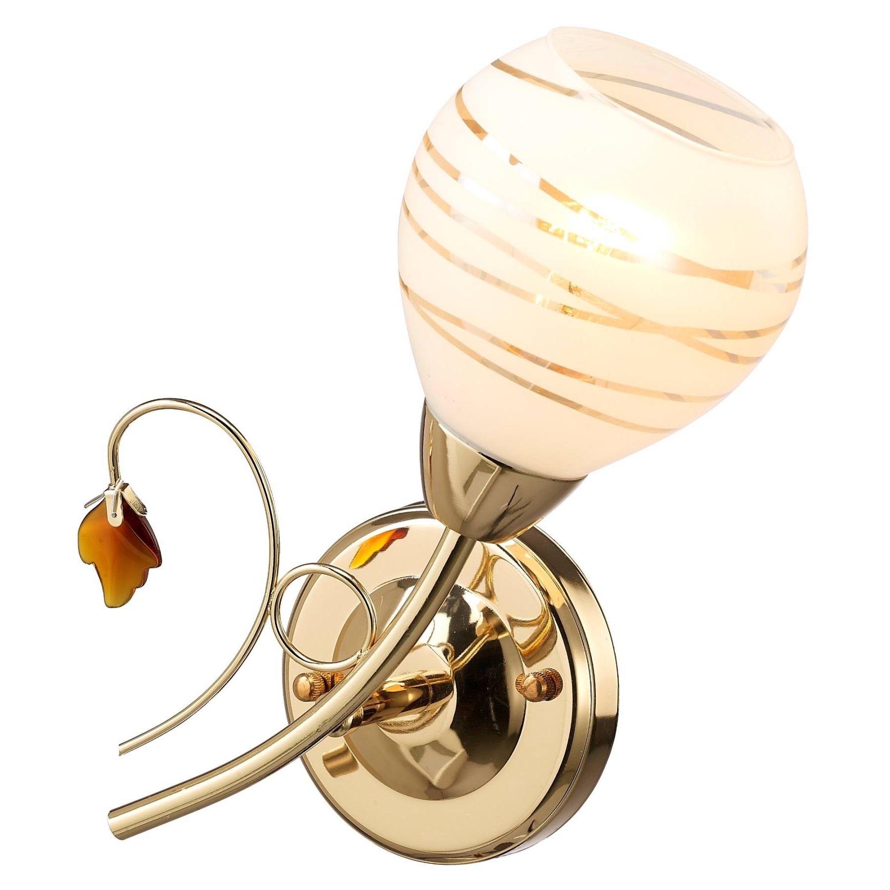 Светильник настенный Escada 009/1a настенный светильник escada 121 1a e14х40w antique green