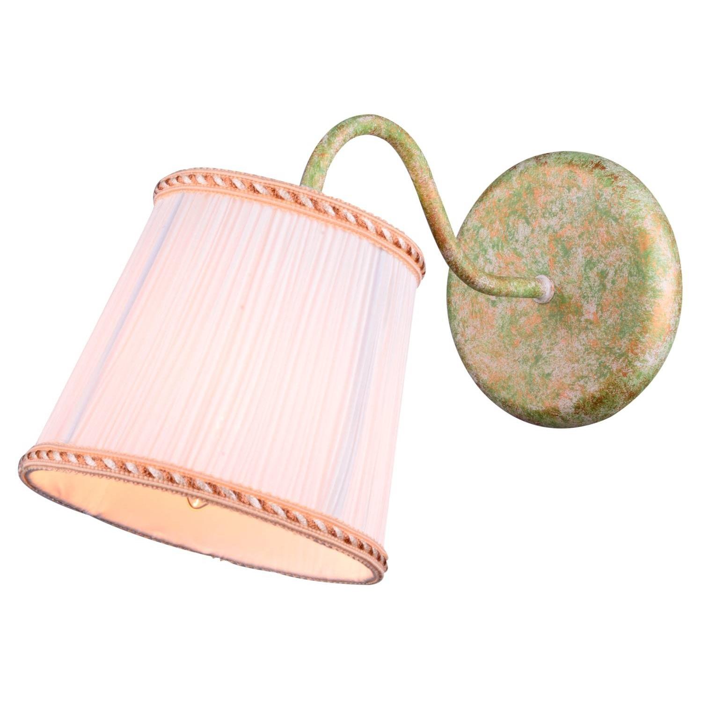 Светильник настенный Escada 121/1a настенный светильник escada 121 1a e14х40w antique green