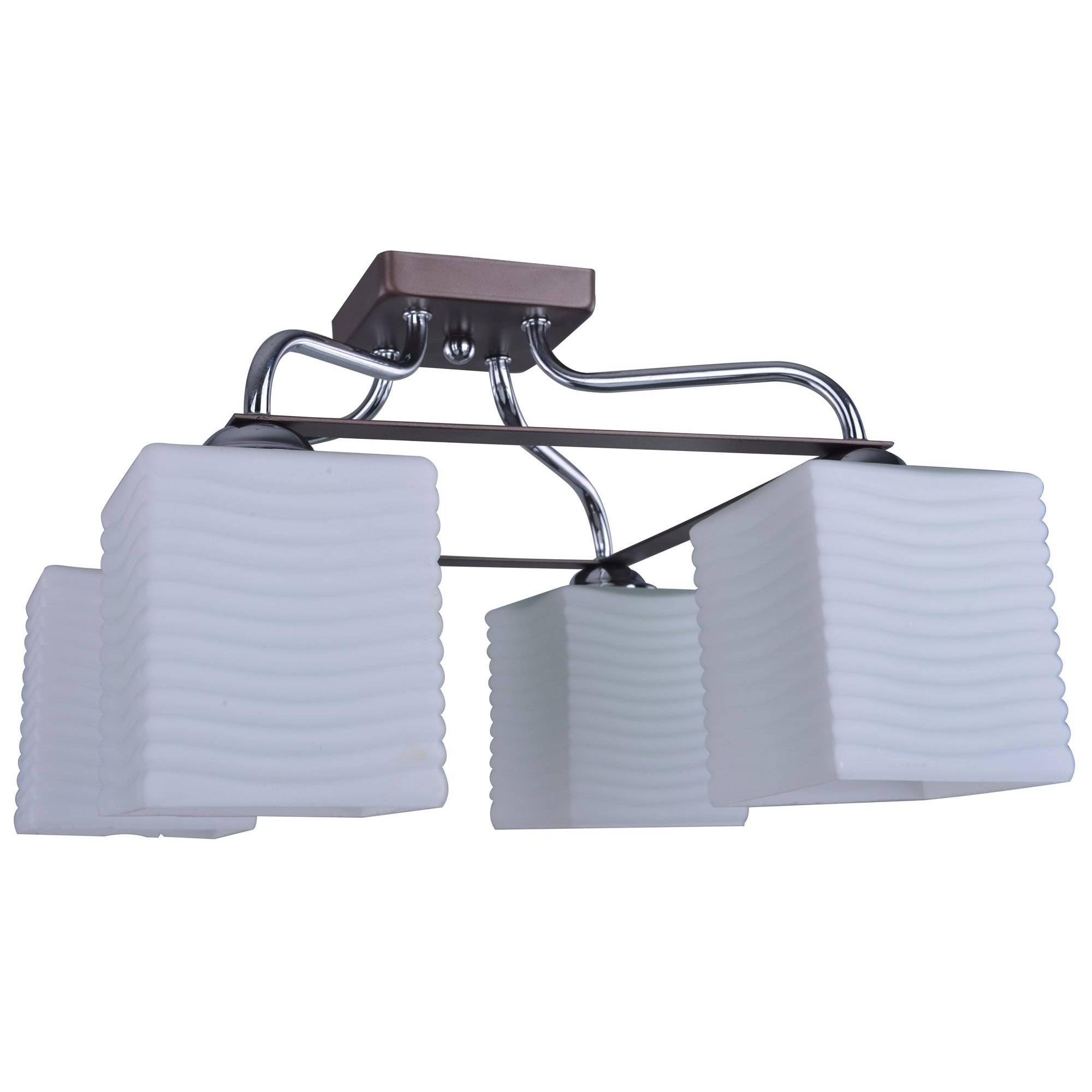 Люстра Escada 176/4pl потолочный светильник escada 5088r 4pl chrome
