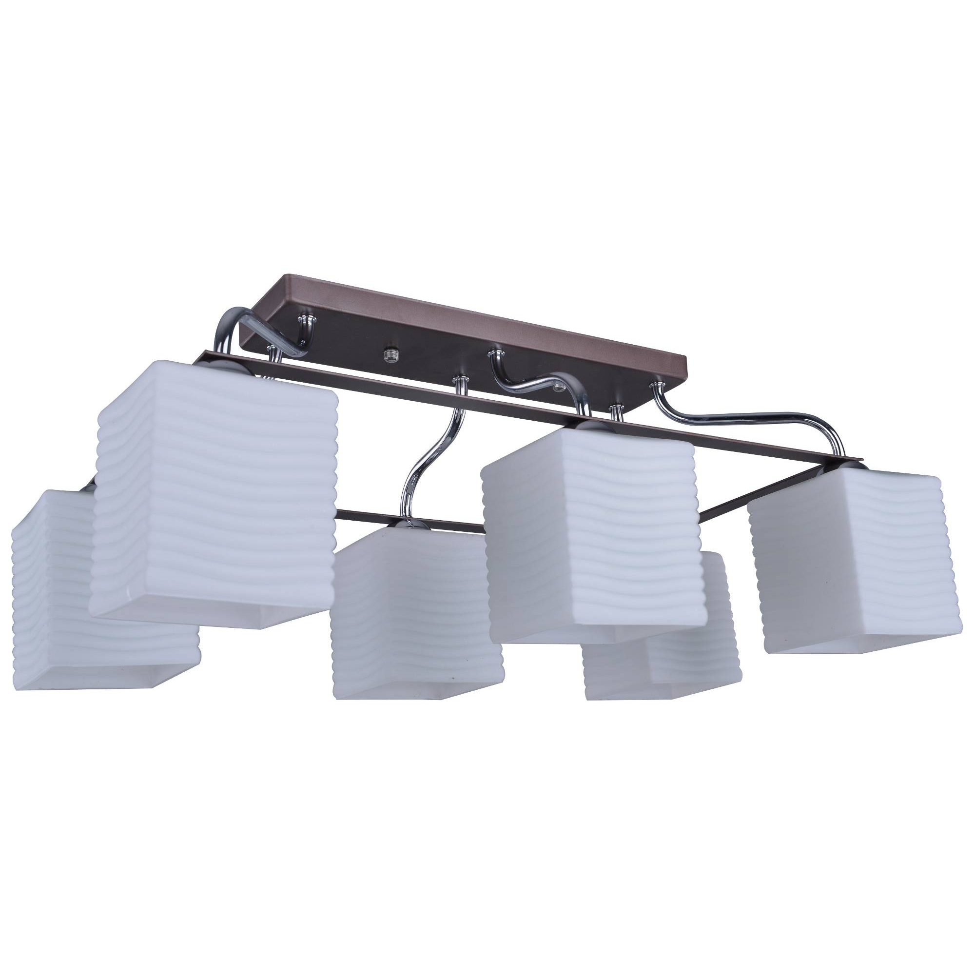 Люстра Escada 176/6pl потолочный светильник escada 102 6pl wenge chrome