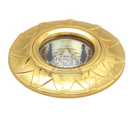 Светильник встраиваемый ESCADA ENNA GU5.3 001 GD