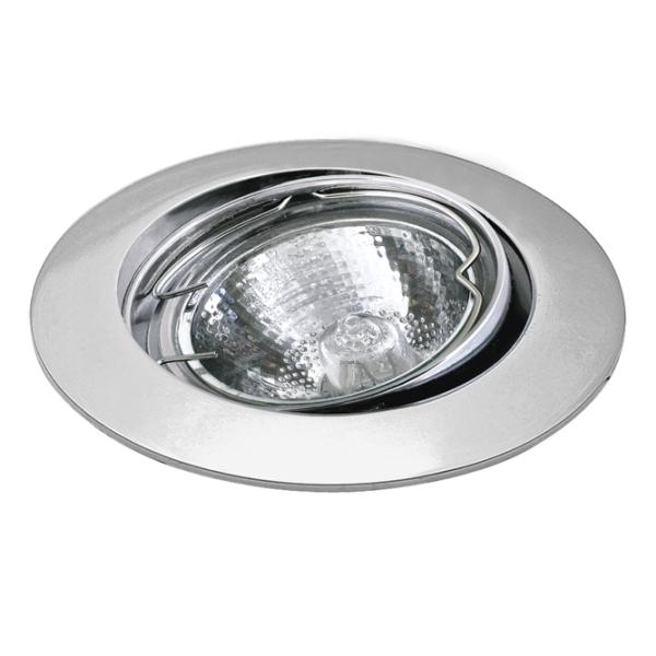 Светильник встраиваемый Escada Lazio gu5.3 002 ch бра 2793 2w odeon light