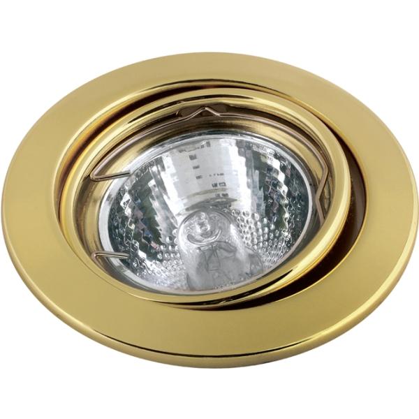 Светильник встраиваемый Escada Modena gu5.3 002 gd
