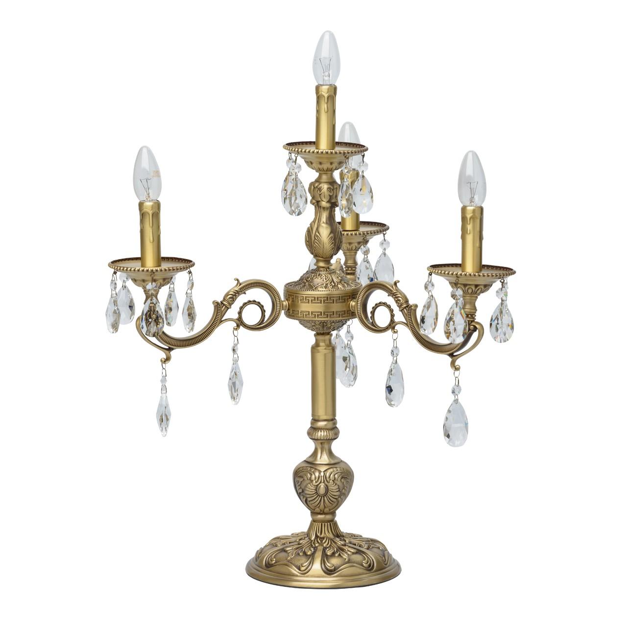 Лампа настольная Chiaro 411032704 Паула chiaro паула 4 411011605