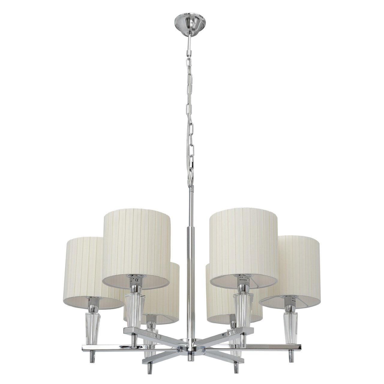 Люстра Chiaro 460010706 Инесса подвесной светильник chiaro инесса 460010604
