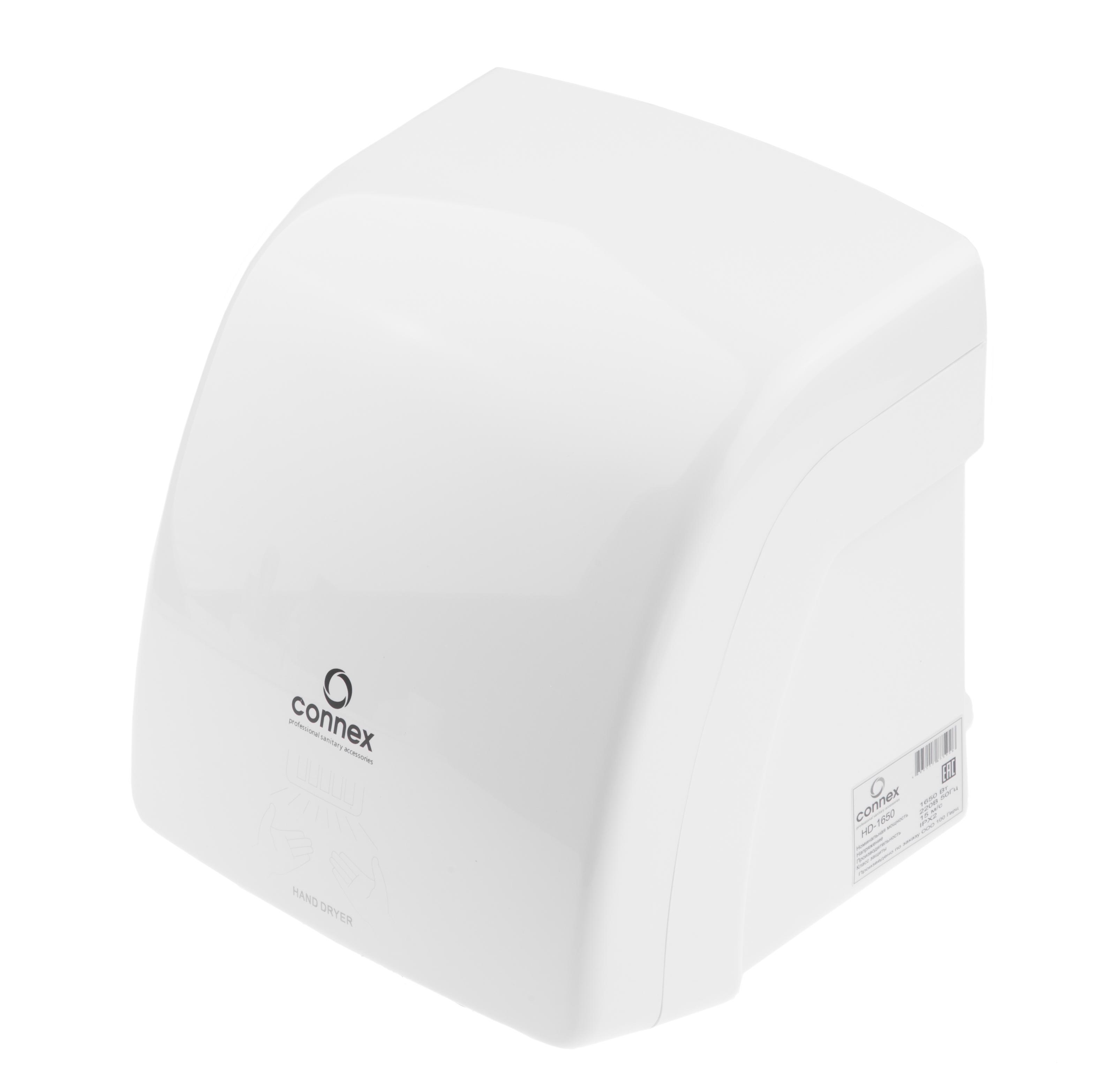 Сушилка для рук Connex Hd-1650 сушилка для рук connex hd 850