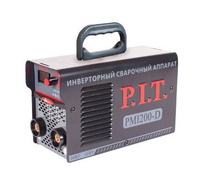Сварочный инвертор P.I.T. РМI 200-D0 IGBT