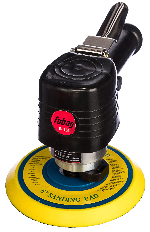 Купить Шлифмашинка орбитальная пневматическая Fubag S150 100181