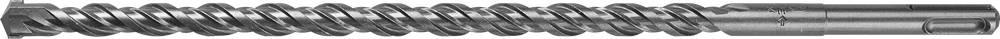 Бур ЗУБР 29315-310-12 printio тетрадь на клею