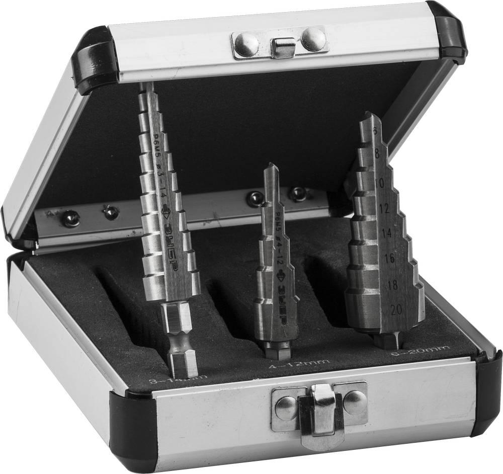Набор сверл ЗУБР 29670-3-20-h3 инструмент токарные резцы зубр 18371 h3