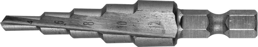 Сверло по металлу ЗУБР 29670-4-12-5 набор метчиков зубр 4 28007 16 1 5 h2