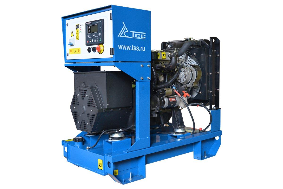 Дизельный генератор ТСС АД-10С-Т400-1РМ13 дизельный генератор тсс ад 20с т400 1рм10 6419